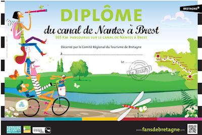 Diplome canal